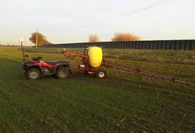 12M LGP Sprayer